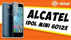 Alcatel Idol Mini 6012X. Новый, 3G