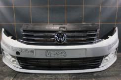 Volkswagen Polo (2015-н. в. ) - Бампер передний