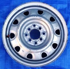 """Bridgestone. 5.5x15"""", 4x100.00, 4x114.30, ET45, ЦО 70,1мм."""