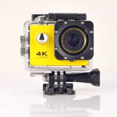 Экшн камера 4K Sports Ultra HD DV. Менее 4-х Мп, без объектива