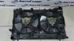 Вентилятор охлаждения радиатора. Subaru Forester, SG5, SG9, SG9L Двигатели: EJ202, EJ203, EJ205, EJ255