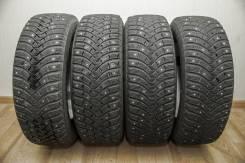 Michelin X-Ice North 2. Зимние, шипованные, 2012 год, 30%, 4 шт