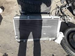 Радиатор охлаждения двигателя. Toyota Camry, ACV40