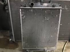 Радиатор охлаждения двигателя. Toyota Duet, M111A