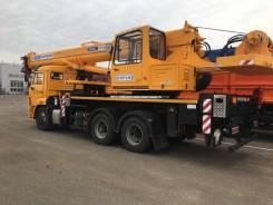 Галичанин КС-55713-1В-4. Продам кран 25 тонн 31 метр, 9 700куб. см., 25 000кг., 31,00м.