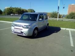 Nissan Cube. вариатор, передний, 1.5 (109л.с.), бензин, 110тыс. км