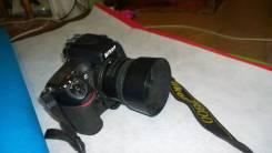 Nikon D800. 20 и более Мп, зум: без зума