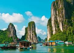 Вьетнам. Нячанг. Пляжный отдых. Вьетнам, Нячанг от 25100
