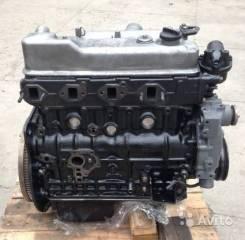 Двигатель в сборе. Hyundai HD65