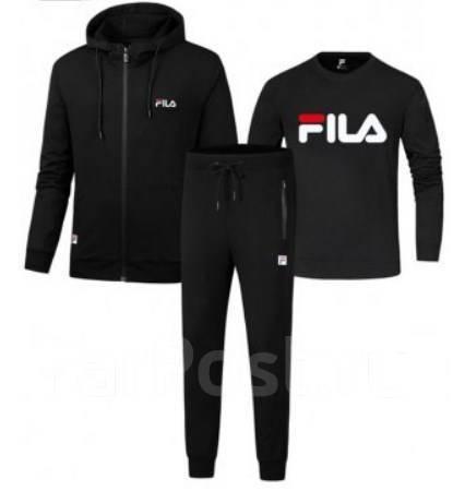 bf3f59f94c0a Спортивный костюм fila (фила) трех-секционный. Магазин - Спортивная ...