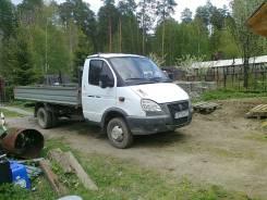 ГАЗ 330202. Газель Дизель 330202 4 м, 2 800куб. см., 4x2