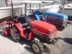 Iseki. Продам Трактор Yanmar 2002 г. F6 4WD/, 16 л.с.