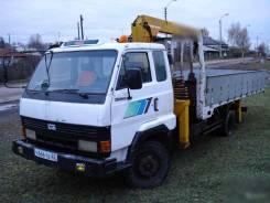 Kia Rhino. Продаётся грузовик с манипулятором KIA Rhino, 4 000куб. см., 5 000кг., 4x2
