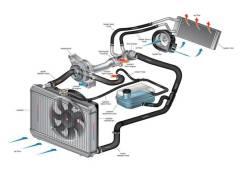 Ремонт печей системы отопления/охлаждения автомобиля