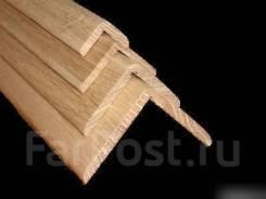 Уголок деревянный, наличник деревянный
