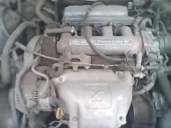Двигатель в сборе. Toyota Vista Toyota Camry, ACV31 Двигатели: 3SGE, 1AZFE
