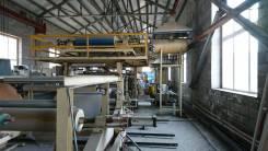 Оборудование для производства сэндвич-панелей.