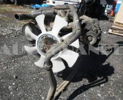 Двигатель в сборе. Nissan Atlas, P2F23, P6F23, P8F23 Двигатель TD27