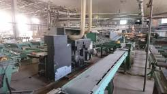 Продам производственную линию по производству склейки бруса