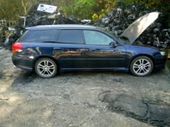 Обвес кузова аэродинамический. Subaru Legacy, BP, BP5, BP9, BPE, BPH