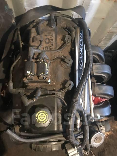 Контрактный (б у) двигатель Chrysler Neon 2002 г ECB 2.0i 16V бензин,