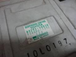 Блок управления подвеской. Toyota Celsior, UCF11 Lexus LS400, UCF10 Двигатель 1UZFE