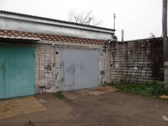 Гаражи капитальные. улица Жуковского 1а, р-н птицефабрика, 25кв.м., электричество, подвал.