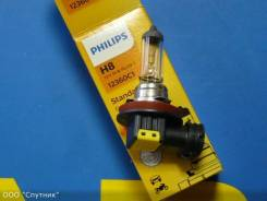 Лампа 12V H8 35W PGJ19-1