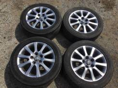 """Оригинальные диски Toyota R16 с резиной!. 6.5x16"""" 5x114.30 ET50"""