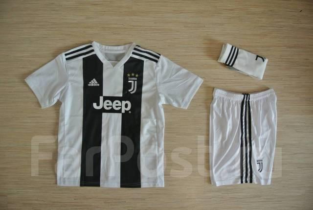6bf401ed27c7 Футбольная форма Роналдо. Ювентус - Детская одежда в Хабаровске