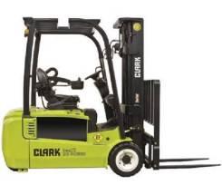 Clark GTX16. Электрический вилочный погрузчик , 1 600кг., Дизельный