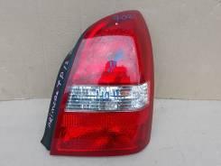 Стоп-сигнал. Nissan Primera, P12, P12E