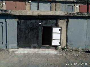 Гаражи капитальные. улица Поселковая 3-я 1, р-н Чуркин, 22кв.м., электричество, подвал. Вид снаружи