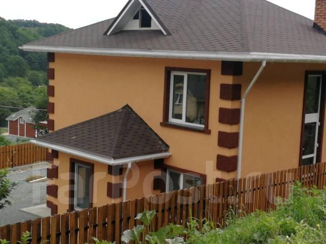 Продам Новый Дом !. р-н Партизанский, площадь дома 154кв.м., скважина, электричество 15 кВт, от частного лица (собственник). Дом снаружи