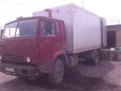 КамАЗ 5410. КамАЗ-5410 Фургон 4х2, 10 850куб. см., 6 000кг., 4x2