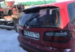 Крышка багажника. Nissan Almera, N15