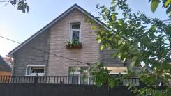 Дом 105 кв. м, участок 14 соток. Улица Фадеева 97, р-н Карасунский, площадь дома 105кв.м., централизованный водопровод, отопление газ, от частного л...