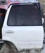 Дверь задняя правая CRV RD1 белый перламутр