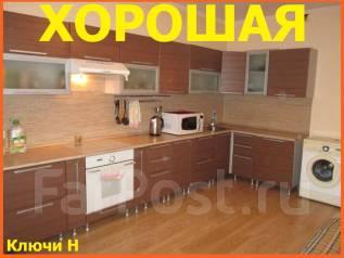 1-комнатная, улица Прапорщика Комарова 45. Центр, агентство, 50кв.м. Кухня