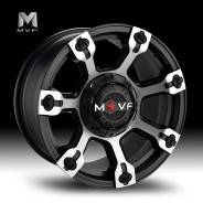 "MVF. 9.0x17"", 5x127.00, 6x139.70, ET-15, ЦО 110,2мм. Под заказ"