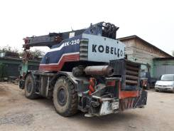 Kobelco RK250. Продам кран Kobelko RK250, 10 000куб. см., 25 000кг., 40,00м.