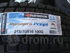 Hankook DynaPro i*cept RW08. Зимние, без шипов, 2014 год, без износа, 4 шт