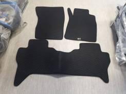 Модельные коврики EVA в салон Mitsubishi Padjero 5 дверей с 2006 г