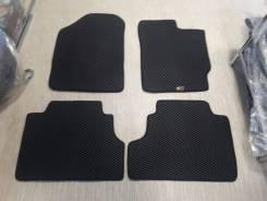 Модельные коврики EVA в салон Toyota Vitz 2wd с 2010 г