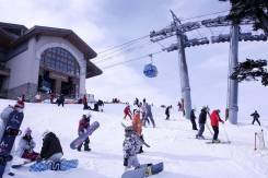 Южная Корея. Сеул. Экскурсионный тур. Тур в Сеул: экскурсии+горнолыжный курорт! Честные цены!