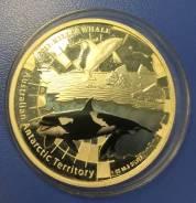 Монета 1 Доллар Австралия ! 1 унция серебро ! Низкая Цена !