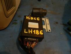 Блок управления вентилятором. Toyota Regius Ace, KZH100, KZH106, KZH110, KZH116, KZH120, KZH126, KZH132, KZH138, LH102, LH103, LH109, LH110, LH113, LH...