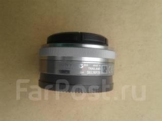 Продам объектив Soni SEL 16mm F2,8. Для Soni байонет Е