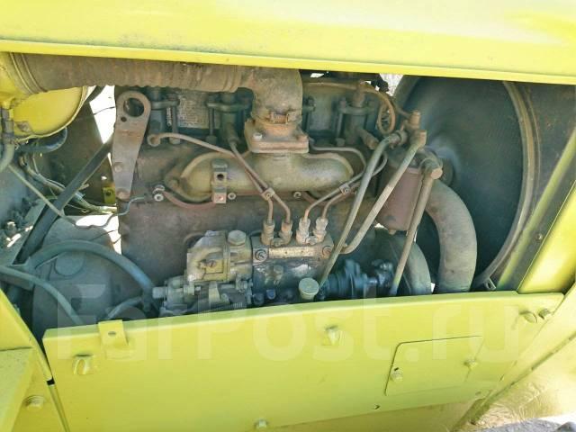 Iwafuji. -CT35CAD Бульдозер - планировщик - трелевщик, 4 200куб. см., 5 120кг., 6 600,00кг.