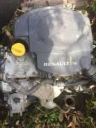 Двигатель в сборе. Renault Sandero